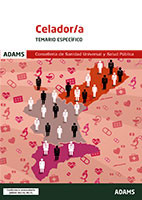 Celador de la Consellería de Sanidad Universal y Salud Pública - Ed. Adams