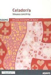 Celador-a del Servicio Extremeño de Salud (SES) - Ed. Adams