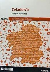 Celador del Servicio Gallego de Salud (SERGAS) - Ed. Adams