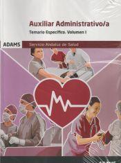 Auxiliar Administrativo del Servicio Andaluz de Salud (SAS) - Ed. Adams