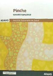 Pinche del Servicio Extremeño de Salud - Ed. Adams