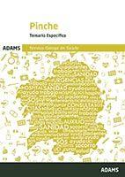 Temario específico Pinche Servizo Galego de Saúde de Ed. Adams
