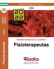 Fisioterapeuta del Servicio Andaluz de Salud (SAS) - Ediciones Rodio