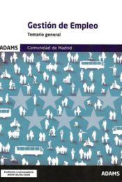 Gestión de Empleo de la Comunidad de Madrid - Ed. Adams