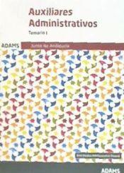 Auxiliar Administrativo de la Junta de Andalucía (Turno libre) - Ed. Adams