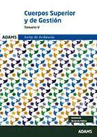 Temario V Cuerpo Superior de Administradores Cuerpo de Gestión de la Junta de Andalucía de Ed. Adams