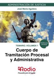 Cuerpo de Tramitación Procesal y Administrativa. Promoción Interna - Ediciones Rodio