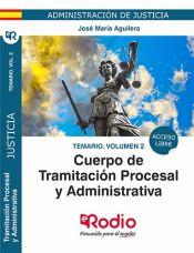 Cuerpo de Tramitación Procesal y Administrativa. Turno Libre - Ediciones Rodio