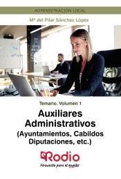Auxiliares Administrativos de Corporaciones Locales - Ediciones Rodio