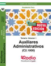 Auxiliares Administrativos de la Junta de Andalucía - Ediciones Rodio
