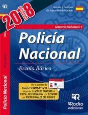 Policía Nacional. Escala Básica - Ediciones Rodio