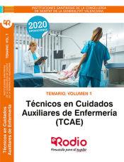 Auxiliar de Enfermería de la Consellería de Sanidad Universal y Salud Pública - Ediciones Rodio