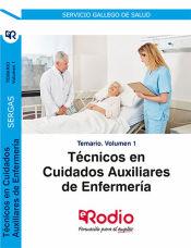 Técnico en Cuidados Auxiliares de Enfermería del Servicio Gallego de Salud - Ediciones Rodio