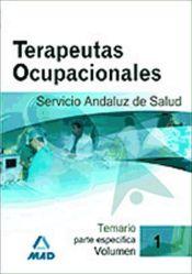 Terapeuta Ocupacional del Servicio Andaluz de Salud - Ed. MAD