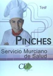 TEST OPOSICIONES PINCHES SERVICIO MURCIANO DE SALUD
