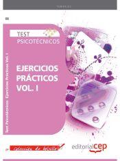 Test Psicotécnicos Ejercicios Prácticos Vol. I. Colección de Bolsillo