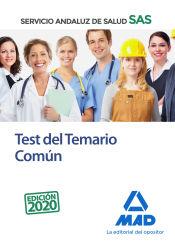 Test del temario común del Servicio Andaluz de Salud (SAS) de Ed. MAD