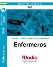 Enfermeras/os del Servicio Andaluz de Salud (SAS) - Ediciones Rodio