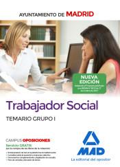Trabajador Social del Ayuntamiento de Madrid - Ed. MAD
