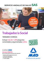 Trabajador Social del Servicio Andaluz de Salud (SAS) - Ed. MAD
