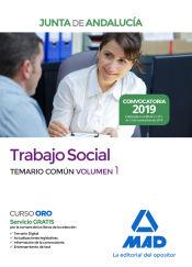 Trabajadores Sociales de la Junta de Andalucía - Ed. MAD