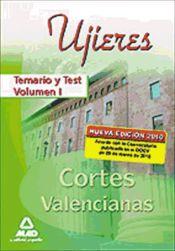Ujier de las Cortes Valencianas - Ed. MAD