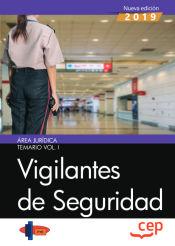 Vigilantes de seguridad - EDITORIAL CEP