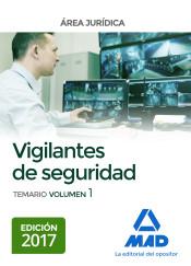 Vigilantes de seguridad - Ed. MAD