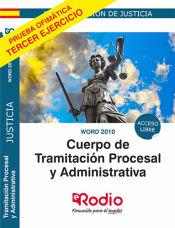Word 2010. Cuerpo de Tramitación Procesal y Administrativa. Acceso Libre. de Ediciones Rodio