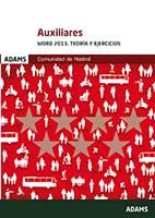 Word 2013 Auxiliares de la Comunidad de Madrid de Ed. Adams